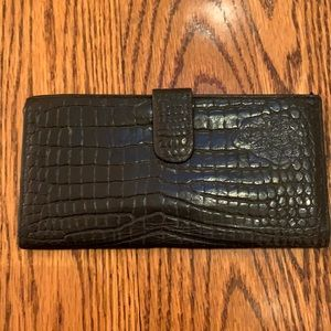 Vintage Authentic Carlos Falchi Wallet